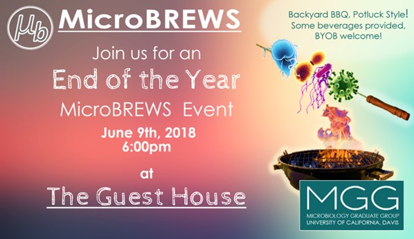 MicroBREWS June 9th 2018