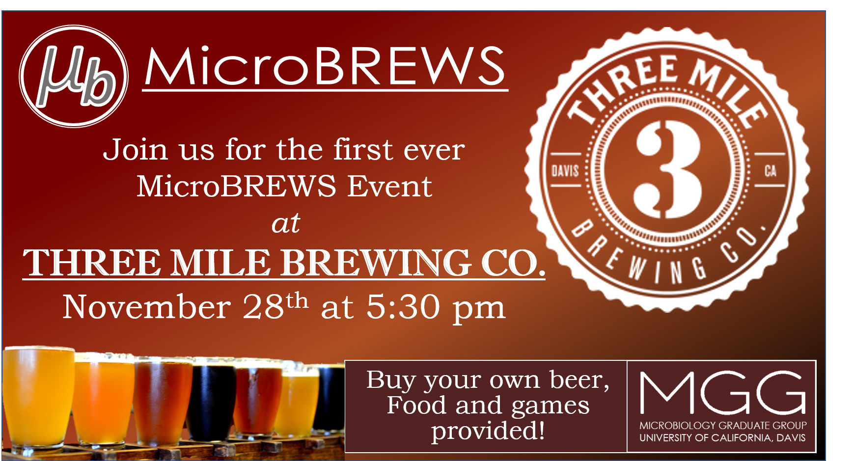 MicroBrews networking event