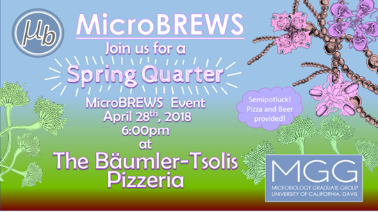 MicroBrews April 28th