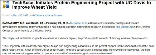 Protein Engineering Project